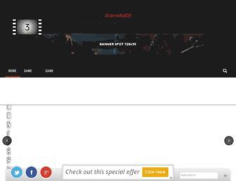 gamefall21.com screenshot