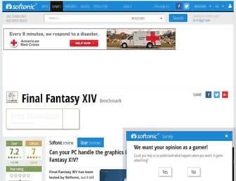 final-fantasy-xiv-benchmark.en.softonic.com screenshot