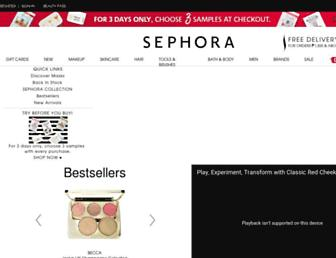 sephora.ph screenshot