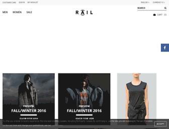 Thumbshot of Railso.com