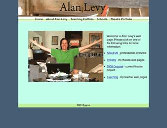 alyve.org screenshot