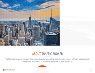 Thumbshot of Trafficbroker.com