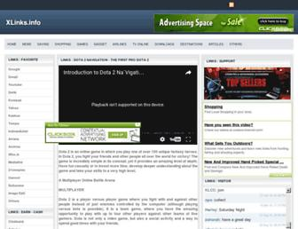 Thumbshot of Xlinks.info