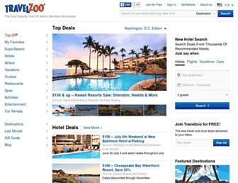 Thumbshot of Travelzoo.com