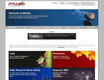 Thumbshot of Mrweb.com