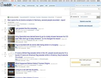 reddit.com screenshot