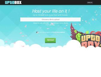 Thumbshot of Uptobox.com