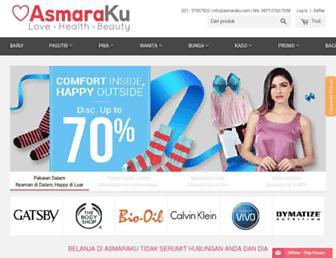 asmaraku.com screenshot