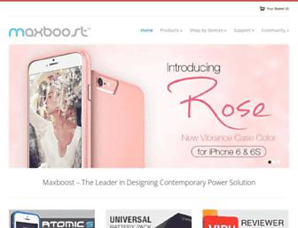 Thumbshot of Maxboostpower.com