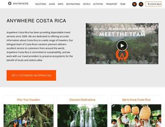 Thumbshot of Anywherecostarica.com