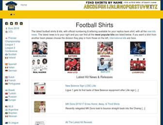 Thumbshot of Football-shirts.co.uk