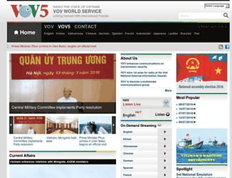 vovworld.vn screenshot