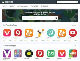 appdodo.com screenshot