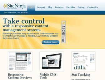 site-ninja.com screenshot
