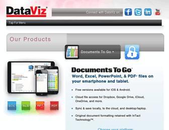 Thumbshot of Dataviz.com