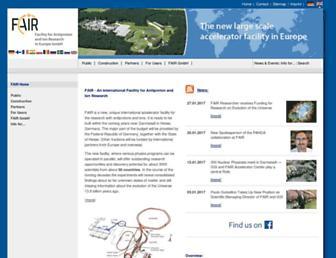 fair-center.eu screenshot