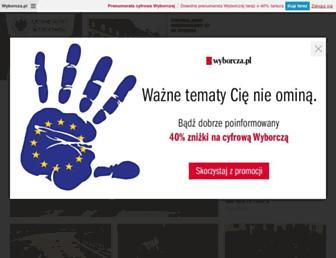 Thumbshot of Wyborcza.biz