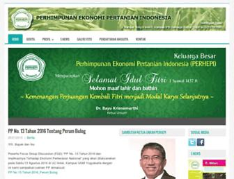 perhepi.org screenshot