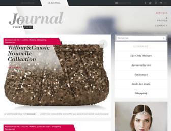 journalbycovetchic.com screenshot