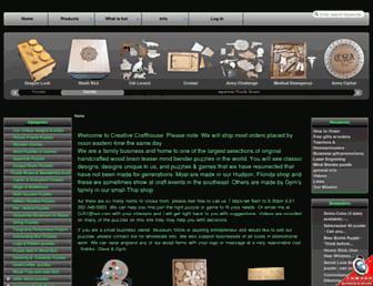 creativecrafthouse.com screenshot