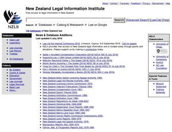 nzlii.org screenshot