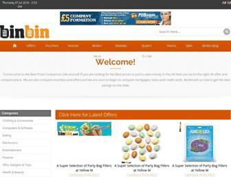 Thumbshot of Binbin.net