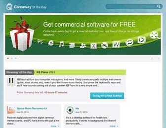 lib.giveawayoftheday.com screenshot