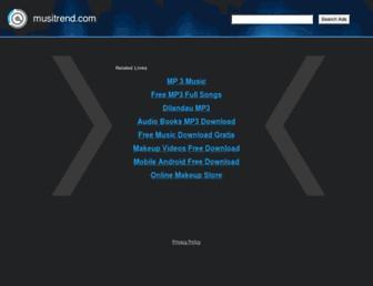 musitrend.com screenshot
