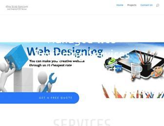 goawebservices.com screenshot