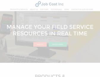 jobcost.com screenshot