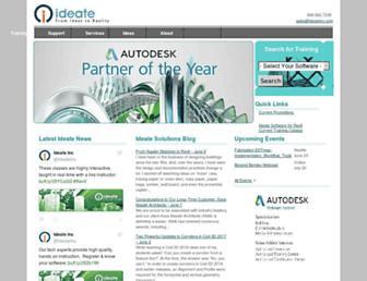 ideateinc.com screenshot