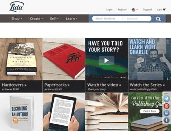 Thumbshot of Lulu.com