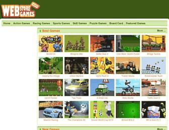 webstoregames.com screenshot