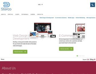 stercodigitex.com screenshot