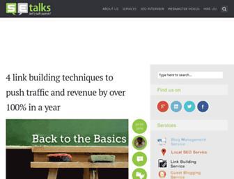 setalks.com screenshot