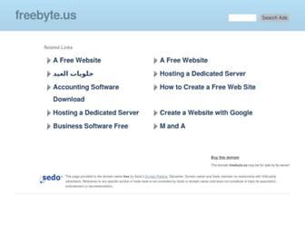 Main page screenshot of em4mods.freebyte.us