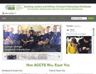 accts.org screenshot
