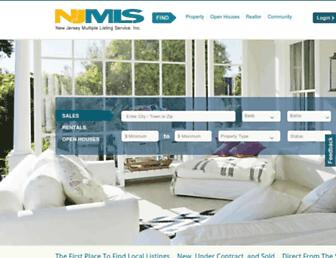 Thumbshot of Njmls.com