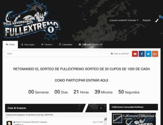 fullextremo.com screenshot
