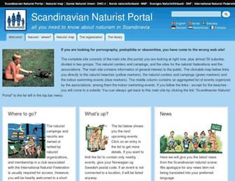 scandinavianaturist.org screenshot
