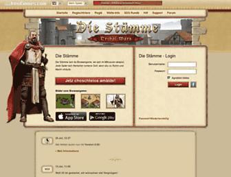 staemme.ch screenshot