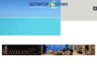 destination.ky screenshot