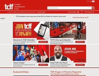 Thumbshot of Tdf.org