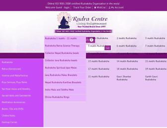 rudraksha-ratna.com screenshot