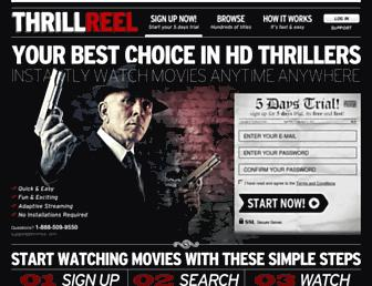 Thumbshot of Thrillreel.com