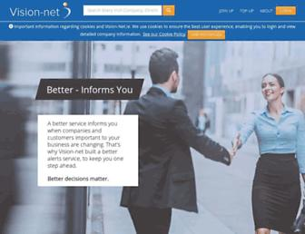 Thumbshot of Vision-net.ie