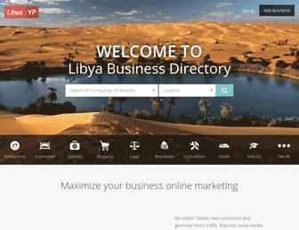 libyayp.com screenshot