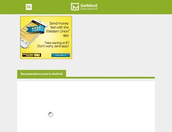 getmovil.com screenshot