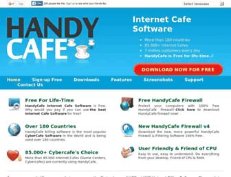 Thumbshot of Handycafe.com