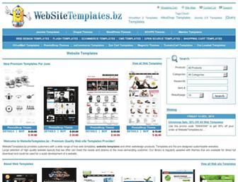 websitetemplates.bz screenshot